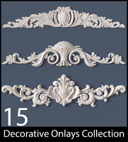 decorative onlay obj