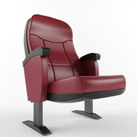 chair cinemas 3d max