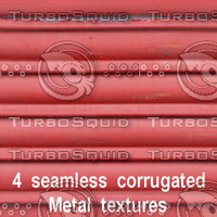 Corrugated Metal Package 1