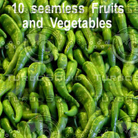 Fruits And Vegetables Collection 1