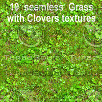 Grass with Clover Collection 1