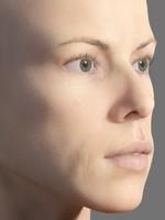 woman head max
