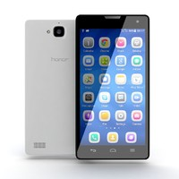 3d model of huawei honor 3c