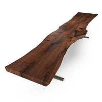 HUDSON I BASE DINING TABLE