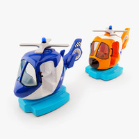 Kiddie Ride Helicopter