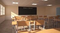 maya classroom class room