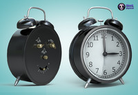 lightwave designed alarm clock