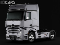 maya mercedes benz semi