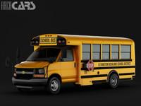 3d max thomas minotour bus