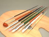 artst painting brushes v1.01