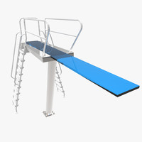 x diving board