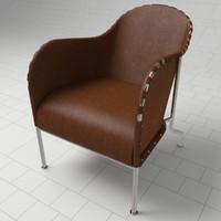 Bruno armchair