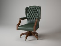 0513 directors swivel chair 3d max