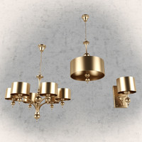 3d majo chandelier lamp bra