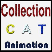 collection animation cat