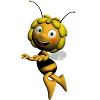 bee rigged 3d 3ds