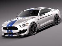 3ds 2016 gt shelby