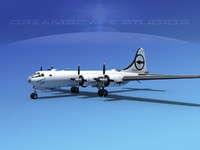 3ds superfortress b-29 bomber