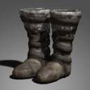 Fur Boots 3D models