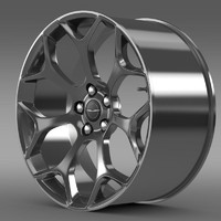 3d chrysler 300s 2015 rim