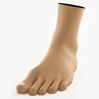 female foot max