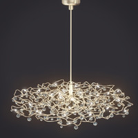 3d model of pendant lamp dimanond hl15
