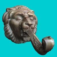 3d sculpture faucet - lion model