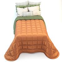 3d bed linen vittorio grifoni model