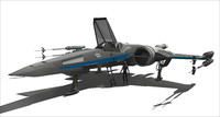 3ds max new starfighter episode