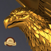 3d ma golden eagle