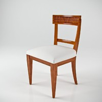 annibale colombo b1230 chair 3d 3ds