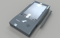 apple newton 3d max