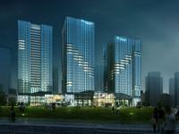 maya modular skyscraper business center