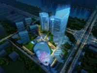 modular skyscraper business center max