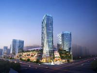 3d model modular business center