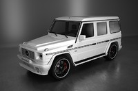 mercedes benz g55 3ds