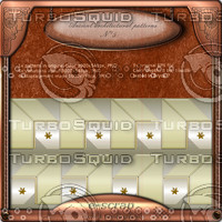 Ancient architectural pattern 05 - hand made- FREE