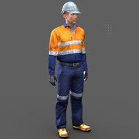humanik safety worker max