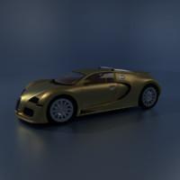 bugatti veyron 3ds