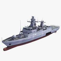 f260 braunschweig corvette naval max