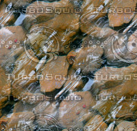 Rocks in water 4