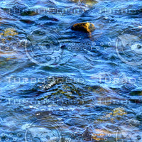 Rocks in water 5