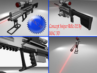 concept sniper rifle 02 obj