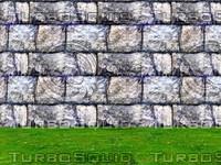 Stone wall 18