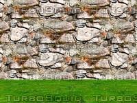 Stone wall 20