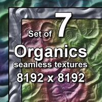 Organics 7x Seamless Textures