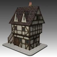maya tudor medieval fantasy house