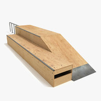 skate ramp fun box max
