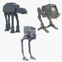 Star Wars Walkers Collection