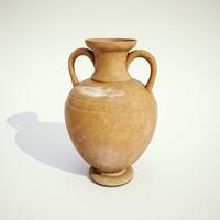 neck-amphora 1 3d max
